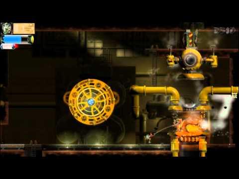 05 - Vessel  New Puzzle Game  PC Gameplay   Factory Broken Machine  Number 3 And 4 Broken Machine
