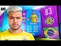 FIFA 18 SBC CRISTIANO REVIEW | 83 SBC CRISTIANO PLAYER REVIEW | FIFA 18 ULTIMATE TEAM