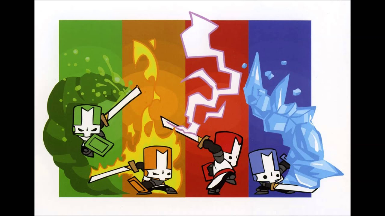 castle crashers song 1 hour
