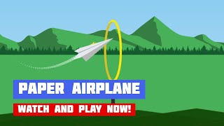 Paper Airplane: Lagged · Game · Gameplay