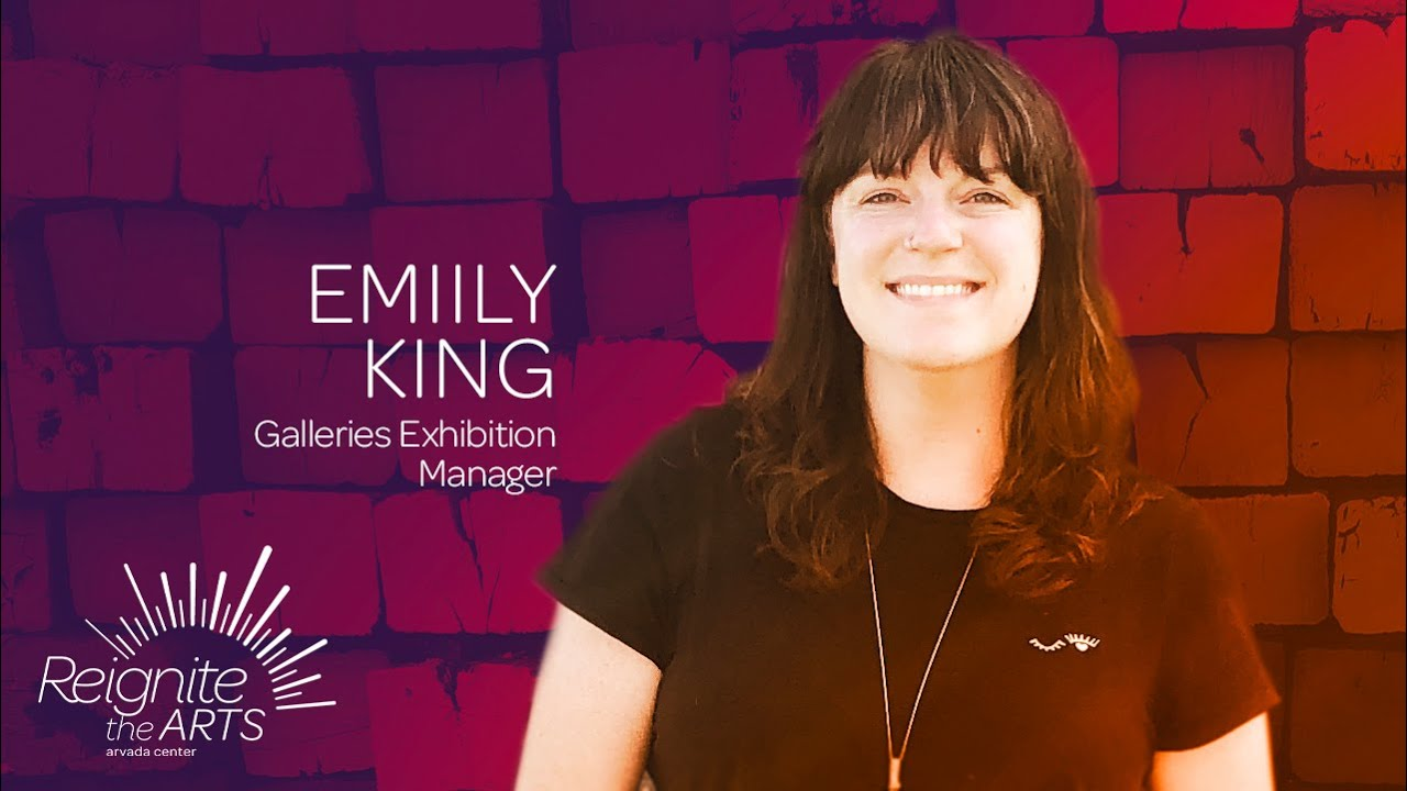 Humans Of The Arvada Center Meet Emily King