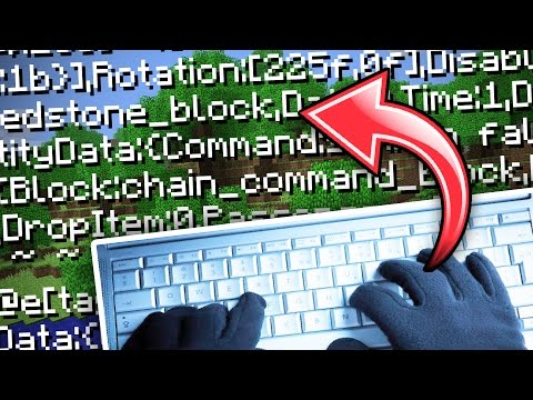 The BEST Ways to HACK in Minecraft!