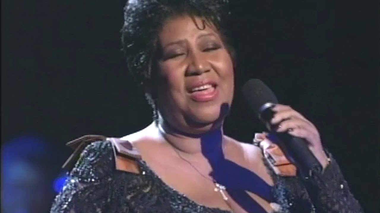 Aretha Franklin performs | How High the Moon | Thelonious Monk Institute of Jazz.