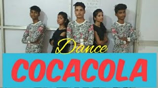 Cocacola Dance choreography || Tony kakkaar ft young desi || dance empire maihar|| mr. Maahi