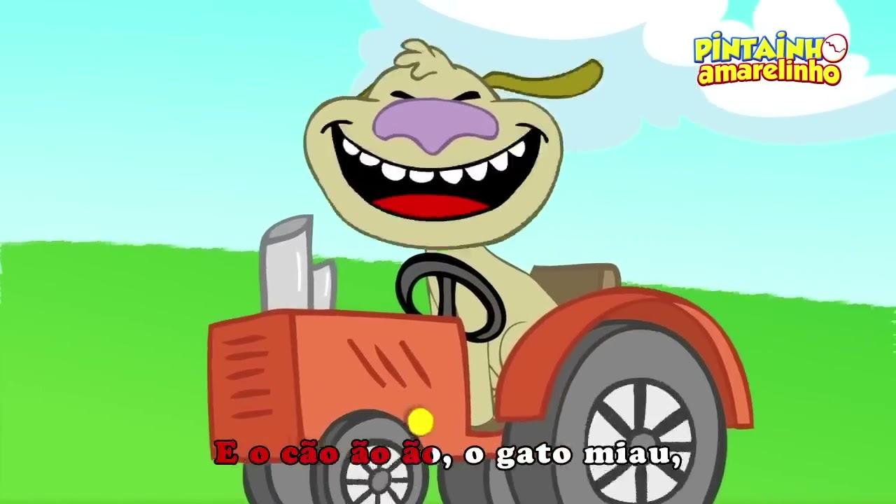 Pintainho Amarelinho Pintinho Piu Video Oficial Youtube