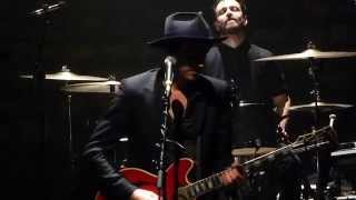 The Veils - Out from the valley - LIVE PARIS 2014