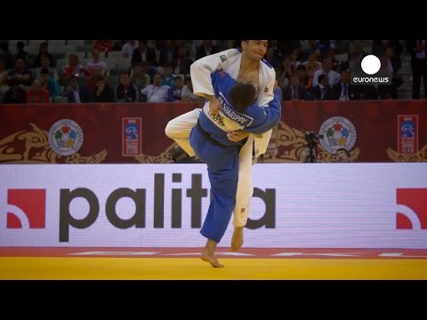 The Art of Judo - Day 2 Judo Grand Slam BAKU 16
