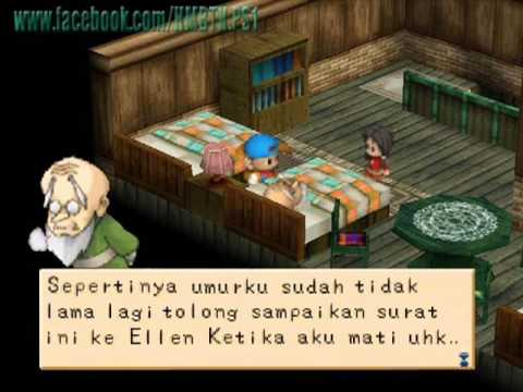 Download Kematian Barley HARVEST MOON BACK TO NATURE [PS1] Screenshots