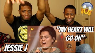 "Video Jessie J | My Heart Will Go On | ""Singer 2018"" Episode 9 (REACTION) download MP3, 3GP, MP4, WEBM, AVI, FLV Maret 2018"