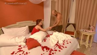 Marie, dispuesta a todo en su noche de bodas - Casados a primera vista