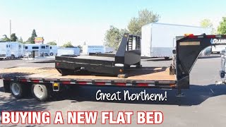 #1 CHOICE FOR A FLAT BED!