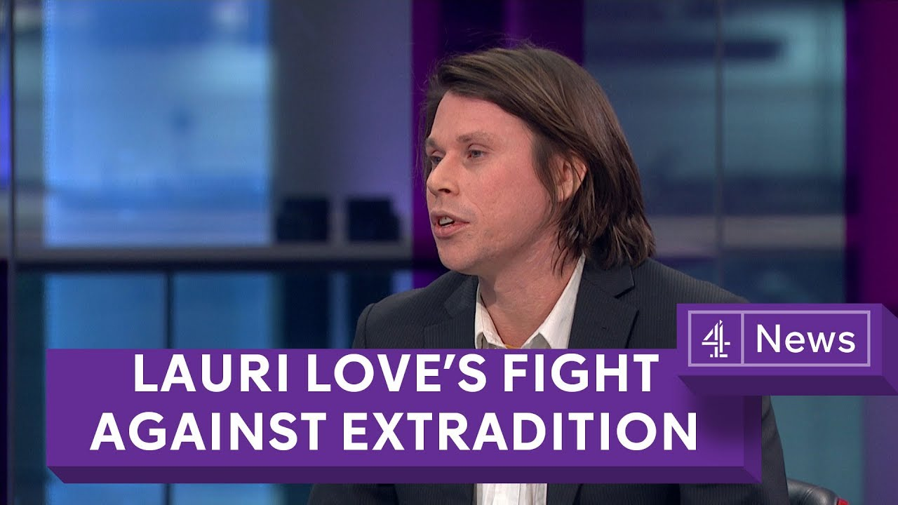 Lauri Love on computers, autism and extradition