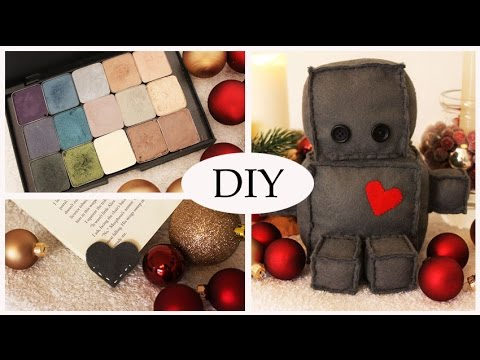 diy geschenk ideen f r weihnachten i f r kinder. Black Bedroom Furniture Sets. Home Design Ideas