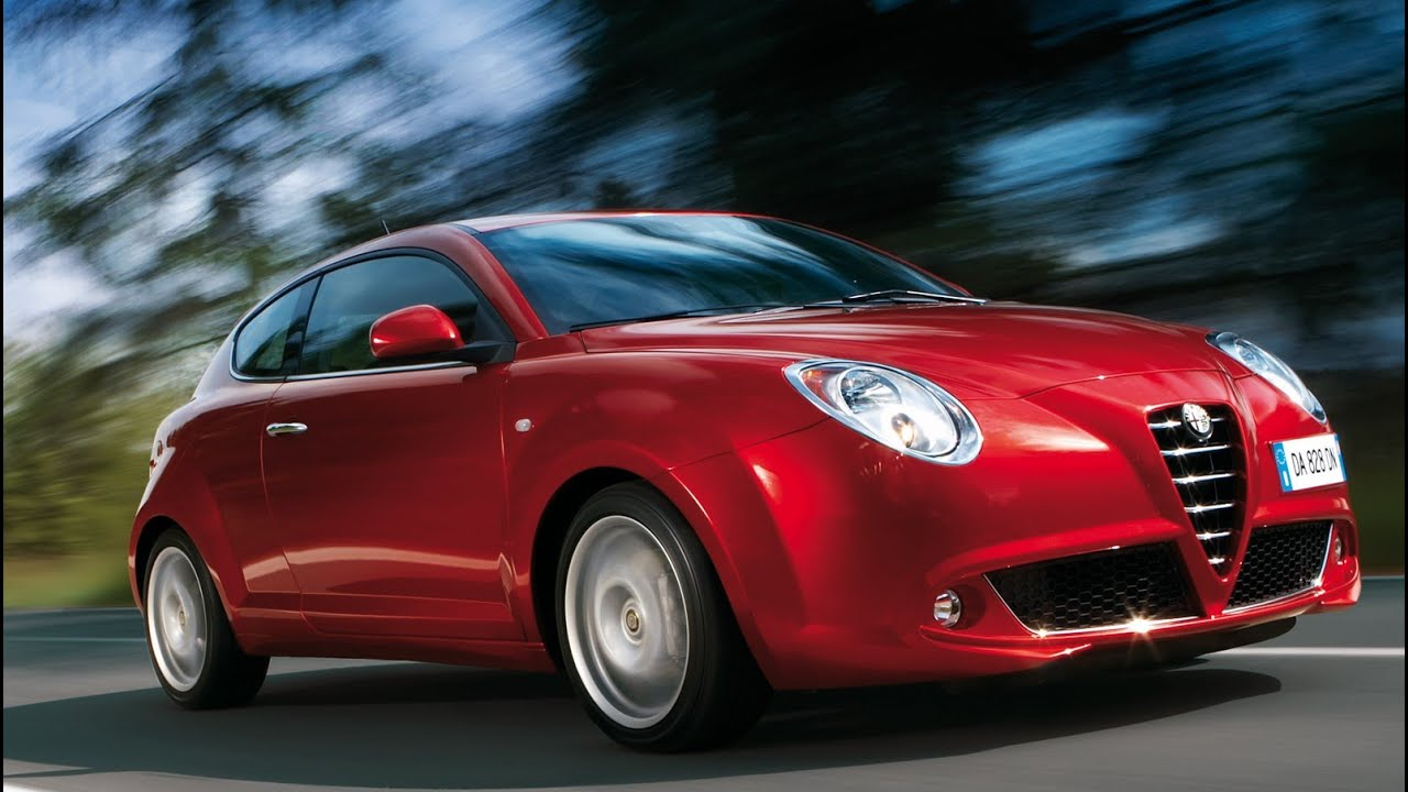 Fastest Alfa Romeo Mito Top Sd - YouTube