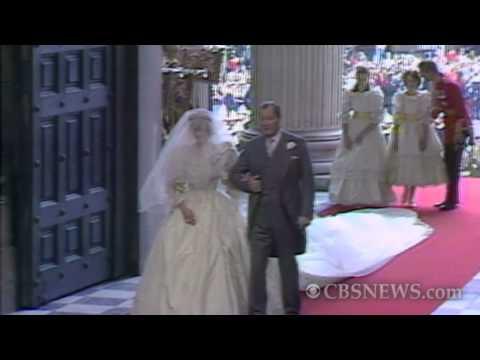 July 29th, 1981:  The royal wedding