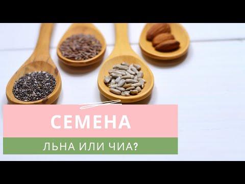 Семена чиа: польза и вред, применение и противопоказания