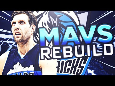 NEW ERA IN DALLAS!! REBUILDING THE DALLAS MAVERICKS!! NBA 2K18 MY LEAGUE
