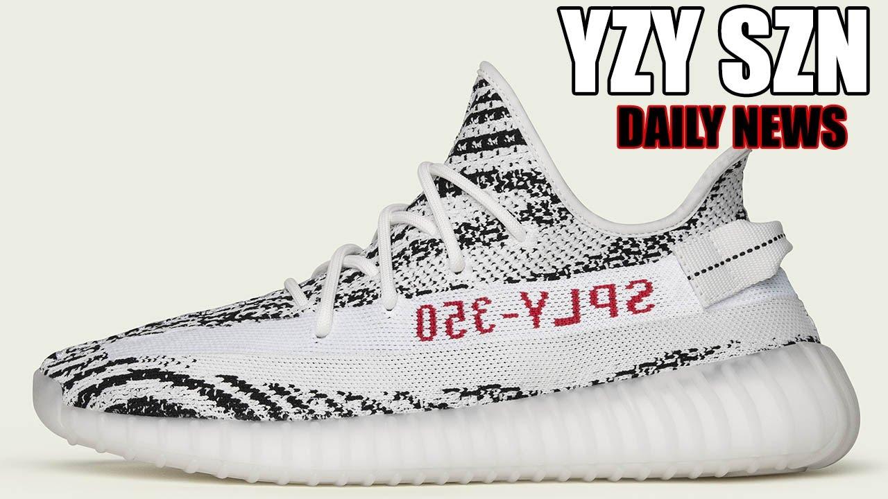 0cdaa417419df Yeezy 350 V2 Zebra Locations