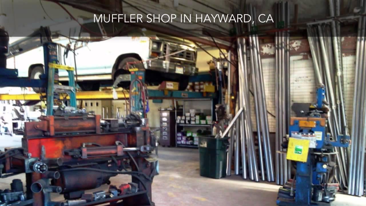Muffler Shop Hayward CA Downtown Muffler Service Inc