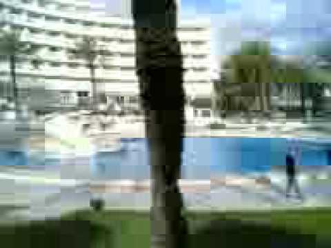 Tunisia  El Hanna Beach . February 2007