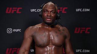 UFC Vegas 22: Derek Brunson -