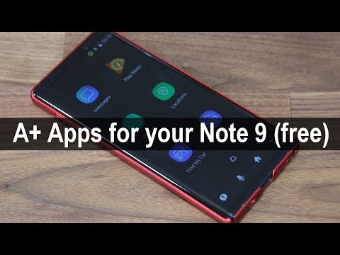 5-must-have-apps-for-samsung-galaxy-note-9-(free-&-without-ads)