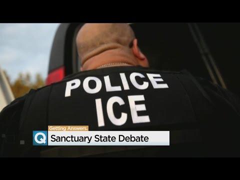 Sacramento Sheriff Decries California Sanctuary State Legislation