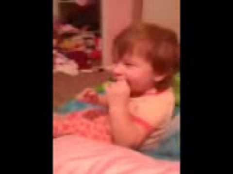 Baby Saying Goodnight Youtube