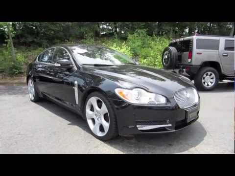 Jaguar xf supercharged 2009