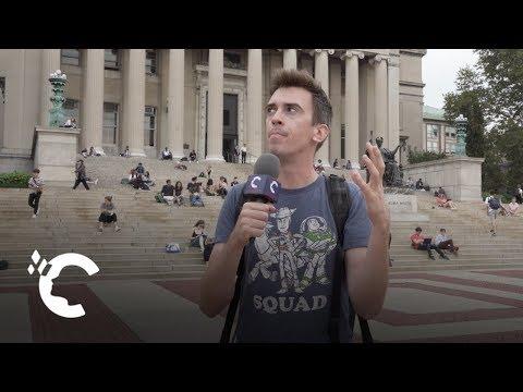 Big Questions Ep. 33: Columbia