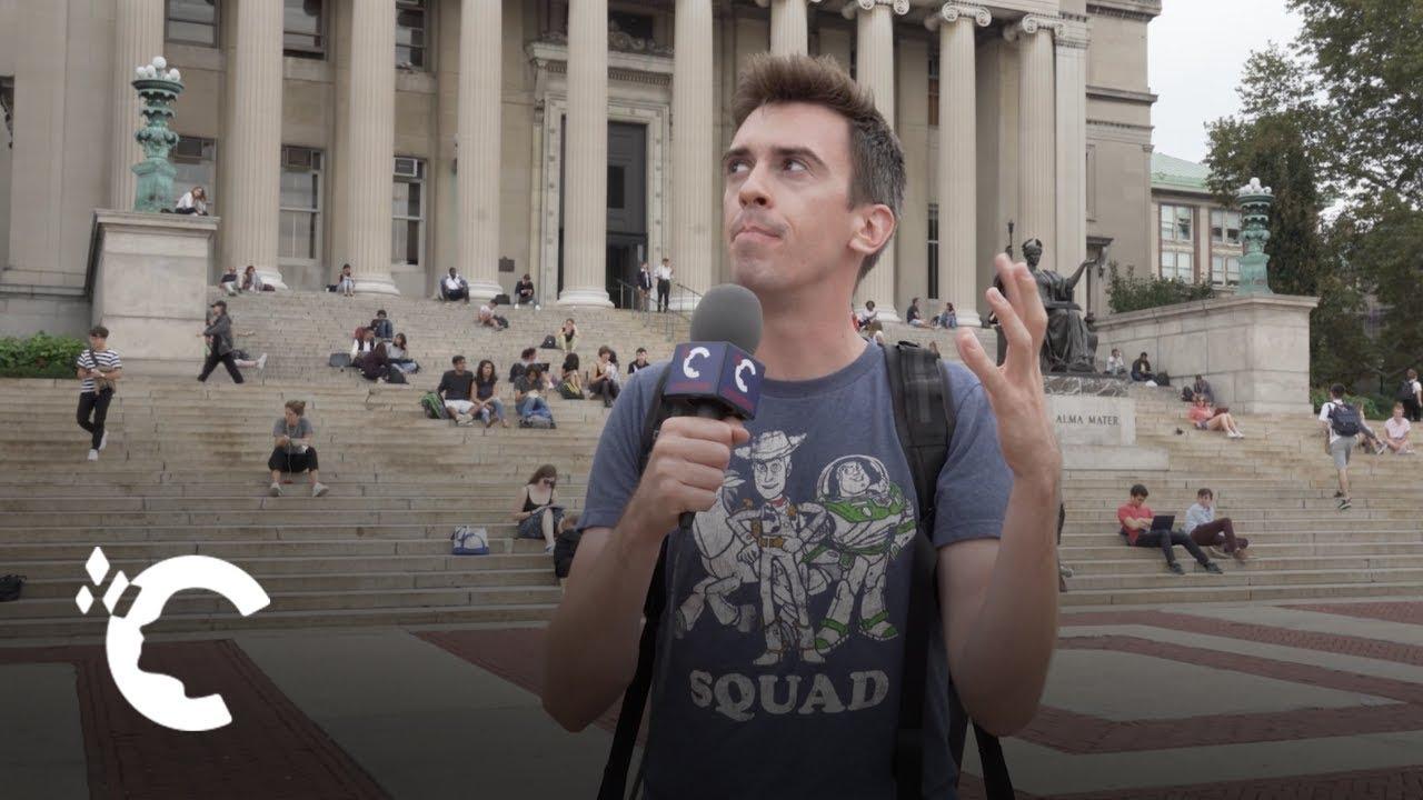 7d3a5a56fd Big Questions Ep. 33: Columbia - YouTube