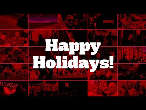 Happy Holidays from Wabash College 2018