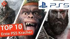 Top 10: Die ersten PS5-Kracher   Special