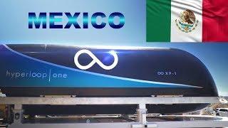 Hyperloop One Mexico Corridor: México Tendrá Uno de Los Primeros 'Hyperloop' del Mundo