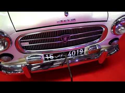 Peugeot 403 Cabriolet 1960 بيجو 403 المكشوفة Youtube