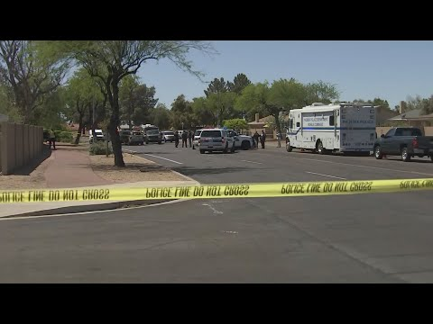ICE agents involved in shooting in Ahwatukee
