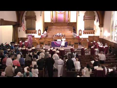 2017-03-26 United Methodist Church of West Chester Worship S