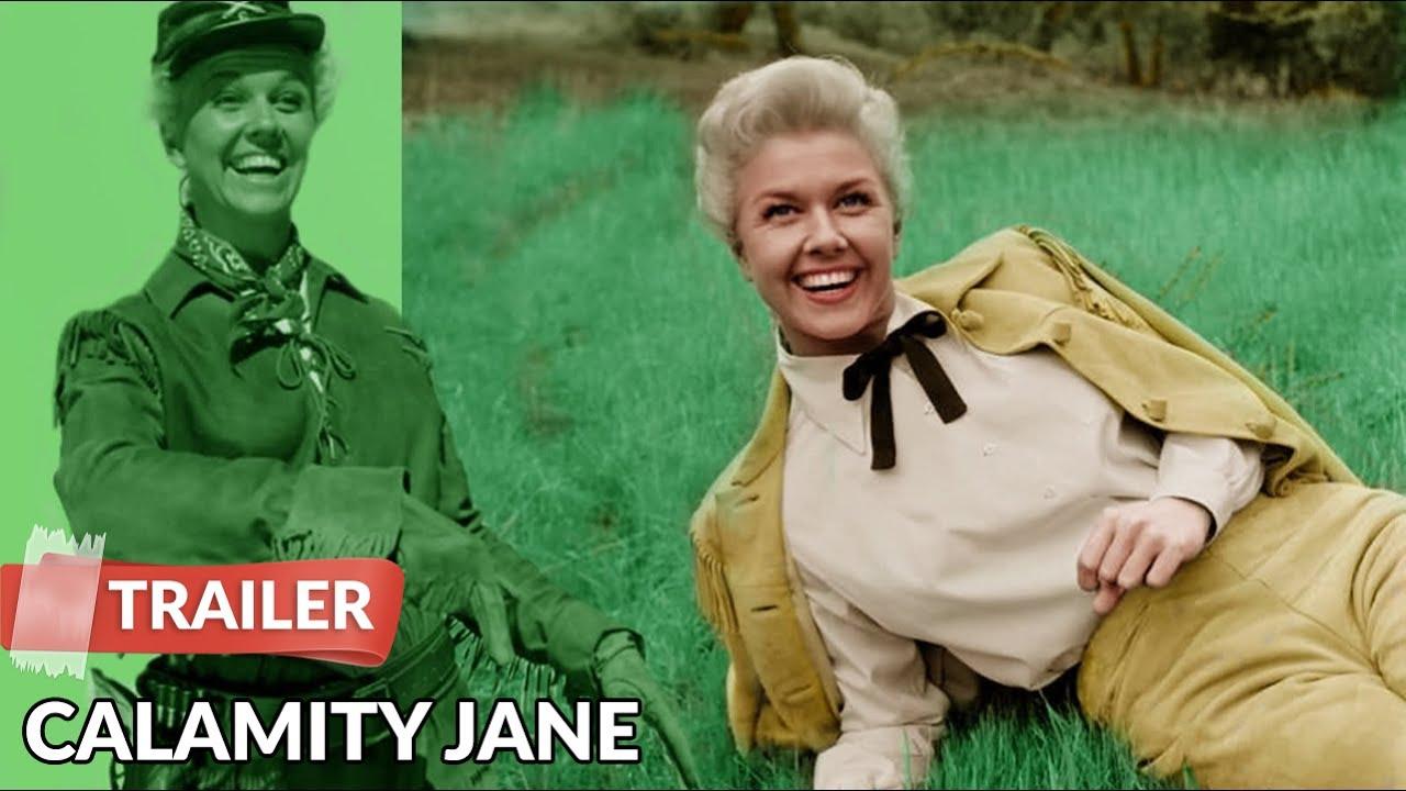 Calamity Jane 1953 Trailer HD   Doris Day   Howard Keel
