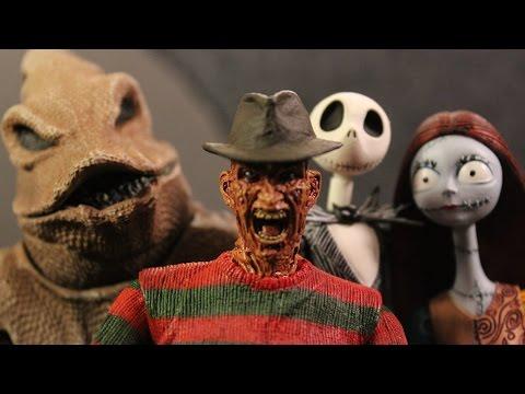 A Nightmare On Elm Street Before Christmas 2