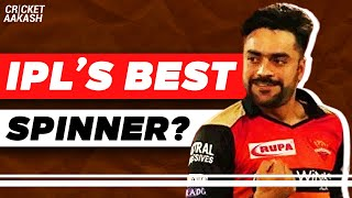 Is RASHID the BEST SPINNER in IPL 2020?   Super Over with Aakash Chopra