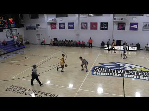 SCU JUCO vs Cedar Valley College pt 1