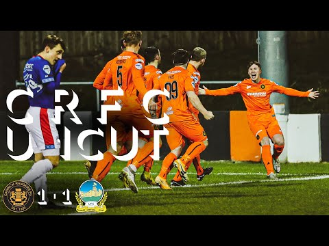 Carrick Rangers Linfield Goals And Highlights