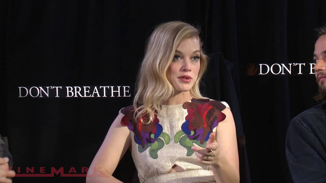 Cinemark Interview the cast and crew of Don't Breathe ...