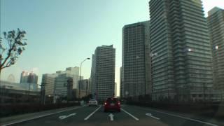 日曜午後の横浜みなとみらい Drive in Yokohama