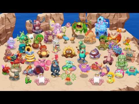 My Singing Monsters: Dawn Of Fire - Continent (Full Song) (1.12.0)