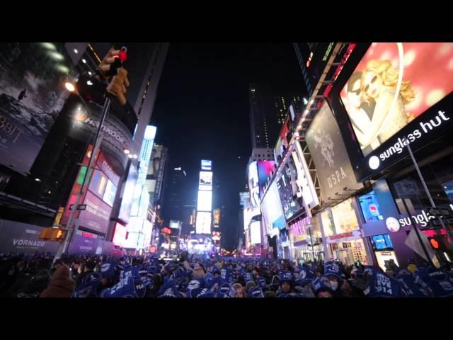 New Years Eve VIP Event at Hilton Garden Inn/New York West 35th Street