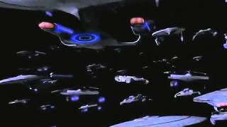UTTP SPACE FLEET (federation) VS VGCP BATTLE SHIPS (cardassian-dominion) HD 2367