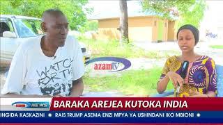 Azam TV - Mtanzania 'mrefu zaidi' anena na Azam TV