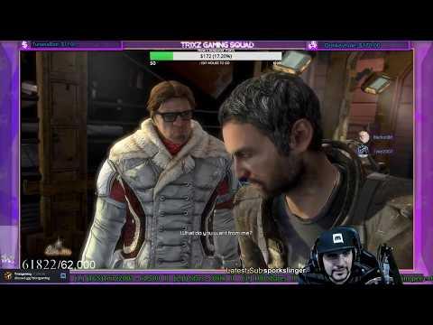 (Ep 1) Lets play Dead Space 3 Fr Trixz2007 / Blakenbit