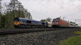 Pociągi w parach / Trains in pairs